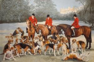 Jenny-Bell-Belvoir-Hunt-canvas-finished