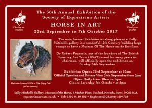 Horse in Art 2017