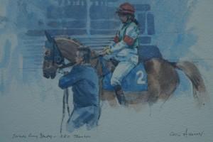 Allbrook, ColinParade ring study - ARO Taunton