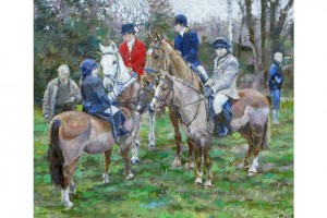 aSyrett, Dennis The Hunting Party1