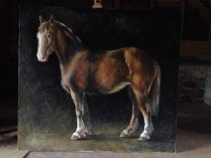 Madeleine BunburyMunchkin Painting