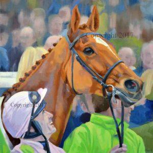 Annie Power at Cheltenham