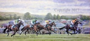 Around the Outside, Cartmel Races