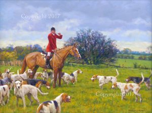 Collecting Hounds, The Quorn