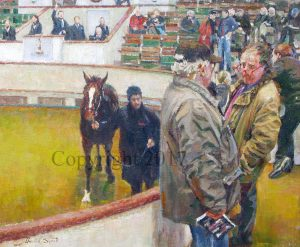 The Yearling Sales – Tattersalls