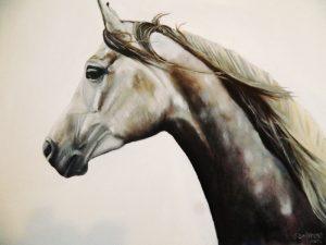 Annie 24''X 18'' Oil on Canvas